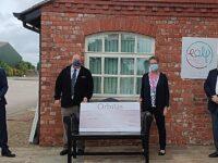 Orbitas awards £10,000 donation to End Of Life Partnership