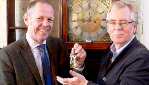 Nantwich Museum Trust welcomes in new chairman Nick Dyer