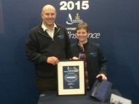 Overwater Marina, Nantwich, wins national TYHA title