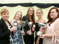 Reaseheath College students celebrate at annual awards ceremony in Nantwich