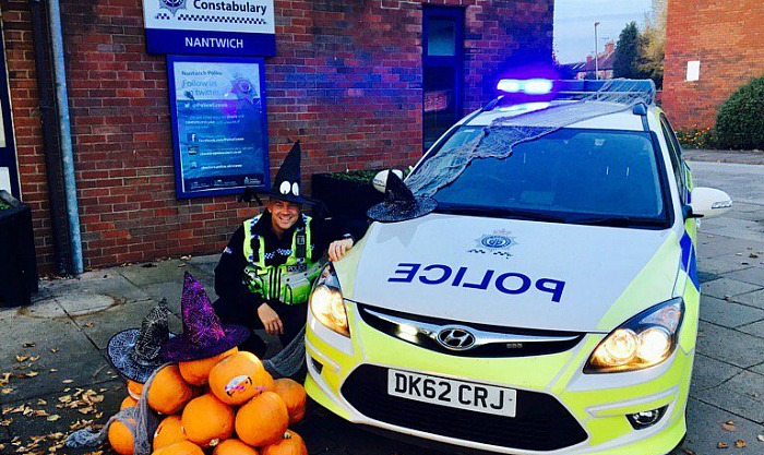 pc-marc-harley-at-nantwich-police-station