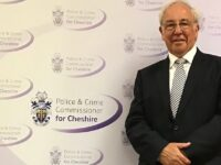 Conservative John Dwyer elected as Cheshire Police and Crime Commissioner