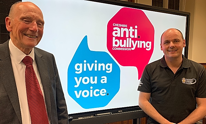 bullying - PCC and chair of AB Commission (1)