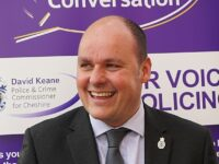 Police Crime Commissioner secures £300K for victims' organisations in Cheshire