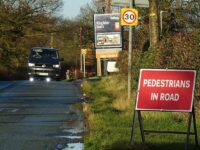 READER'S LETTER: No real improvement over Wistaston road safety concerns