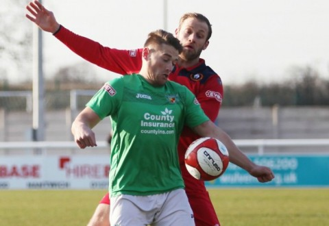 PJ Hudson earns Nantwich Town vital win over Belper