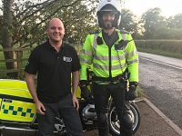 Cheshire Police launches operation to reduce motorcycle related collisions