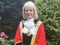 Pam Kirkham takes over as Mayor of Nantwich
