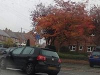 Councillors consider clampdown on pavement parking