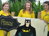 Reaseheath maize maze offers Superhero theme for families