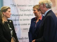 Countess of Wessex helps Tarporley War Memorial Hospital celebrate 100 years