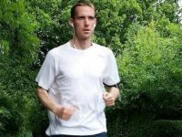 Willaston man tackles 10 marathons in aid of Bloodwise charity