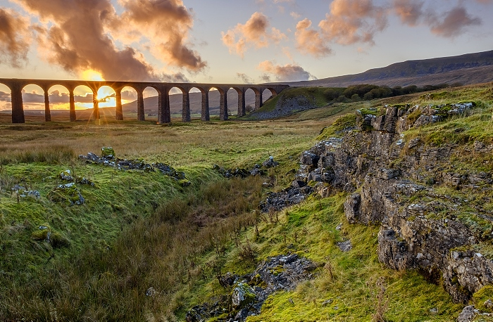 Paul Hill - 2_Sunset at Ribblehead Viaduct_G_11 (1)