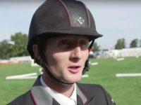 Nantwich event jockey riding high at Burghley Horse Trials