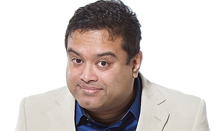 Paul Sinha - Very Best in Stand Up