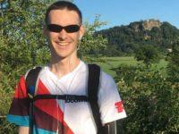 Willaston dad completes 5-marathon challenge in aid of Bloodwise
