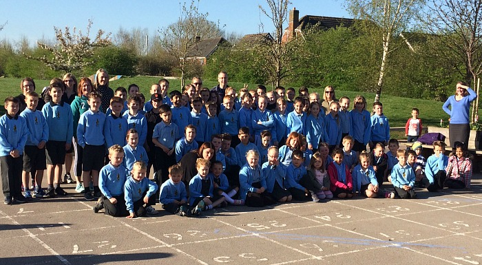 Pear Tree School pupils in Run to Rio