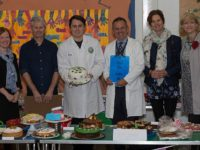 Stapeley youngsters enjoy Biggest Coffee Morning at school