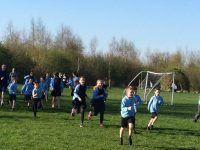 Nantwich pupils hit Olympic trail in Run To Rio campaign