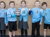 Stapeley pupils scoop Nantwich Education Partnership award