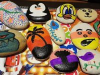 Pebbleart project takes off in Crewe and Nantwich
