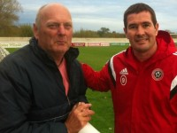 Nantwich Town groundsman in running for national FA award