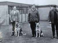 92-year-old Nantwich man set up first Cheshire Police dog unit
