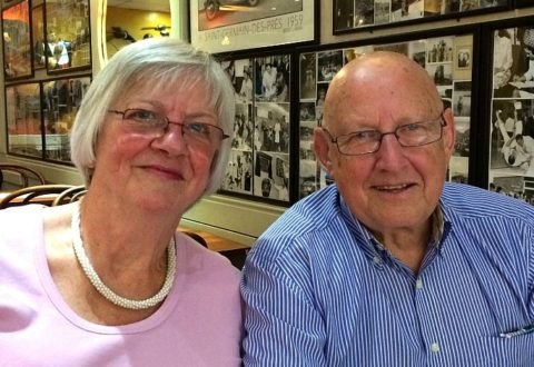 McCormick's cafe couple to call time on 30 years in Nantwich