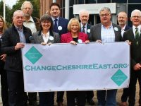 Independent councillors step up fight to change Cheshire East Council system