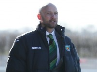 Players relished Grantham challenge, says Nantwich Town boss