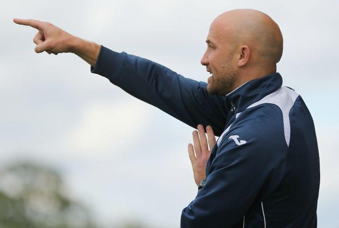 shaw Lane defeat - Phil Parkinson, Nantwich Town manager