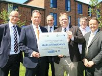 Reaseheath College opens new Halls of Residence on Nantwich campus