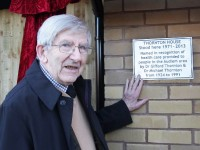 Developers of new Audlem housing pay tribute to father and son