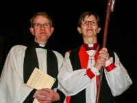 New Rector of Nantwich inducted at St Mary's Church service