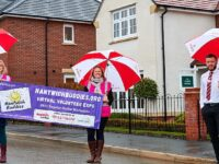 Nantwich Buddies group receives £1,150 donation from housebuilder
