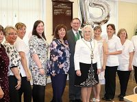 Leighton Hospital newborn hearing programme celebrates 15th birthday