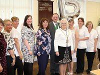 Leighton Hospital newborn hearing programme celebrates 15th birthday