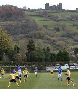 Picturesque setting - Nantwich v Matlock