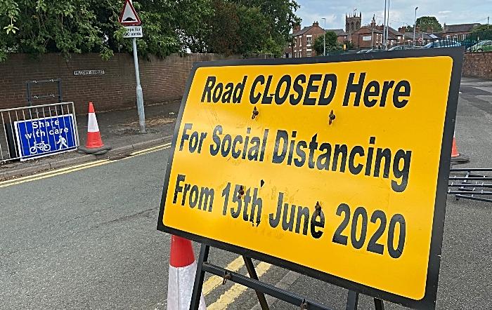 car park - Pillory Street - entrance signage (1) (1)