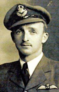 Pilot Officer Richard Pryce Hughes RCAF