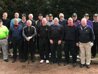 Big-hearted Nantwich golfers help raise £1,800 for MRI scanner