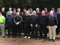 Big-hearted Nantwich golfers help raise £1,800 for MRI scanner