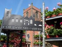 Annual 4-day plant and art sale set for Church Minshull