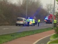 Woman, 76, killed in car smash in Stapeley, Nantwich