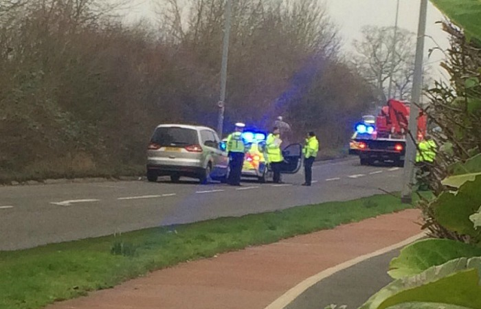 killed - Police incident on Peter de Stapleigh Way, Nantwich