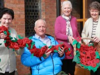 Crewe and Nantwich group calls for help on knitted poppies project