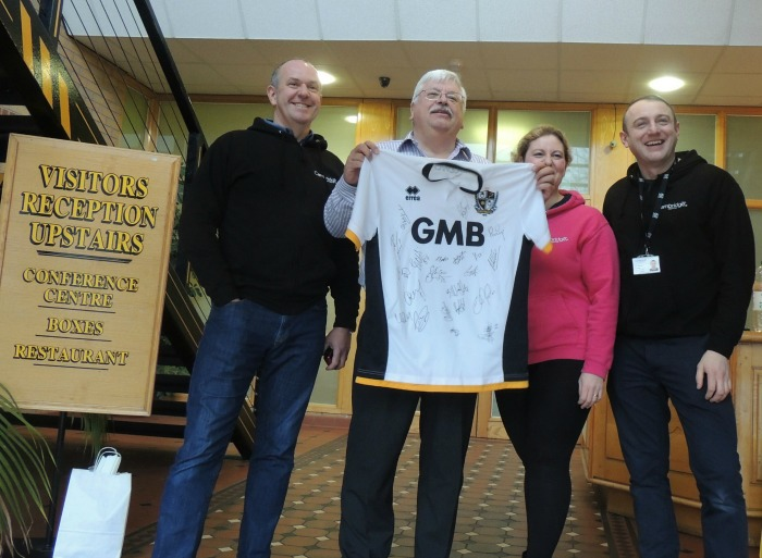 Port Vale hosts national obesity awareness roadshow