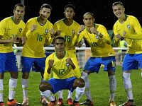 Nantwich Town hosts Brazil vs Russia U17s international