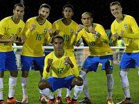 Nantwich Town hosts Brazil vs Russia U17s international