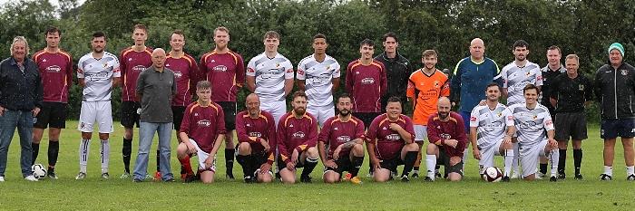 Pre-match - Wybunbury All Stars and Nantwich Town FC (1)
